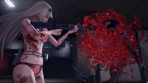 SG/ZH School Girl/Zombie Hunter Details and Screenshots Released