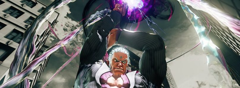 Street Fighter V's Urien Introduced in New Trailer