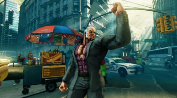 Street Fighter V to add Urien on September 22nd
