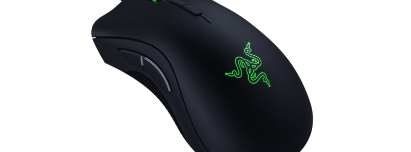 Razer Reveals DeathAdder Elite Mouse and Gigantus Mouse Pad
