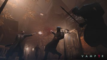 Vampyr's Latest Trailer Explores The Darkness Within