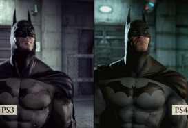 Batman: Return to Arkham Comparison Trailer and New Release Date