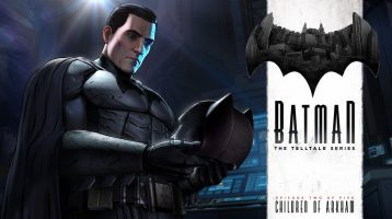 Batman: The Telltale Series' Second Episode to Launch on September 20