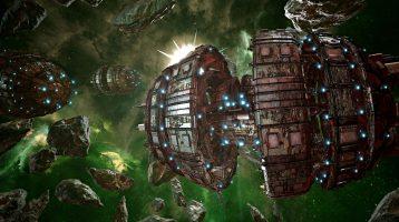 New Battlefleet Gothic: Armada Trailer Introduces the Tau Empire