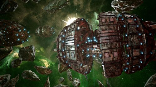 New Battlefleet Gothic: Armada Trailer Introduces the Tau Empire