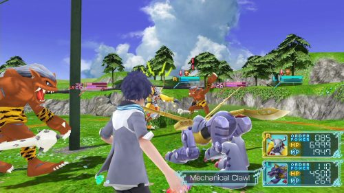Digimon World: Next Order Receiving International Release