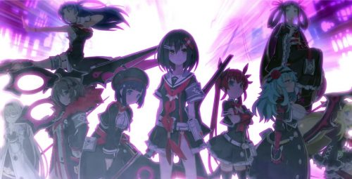 Mary Skelter's Characters and Transformations Introduced in New Trailer