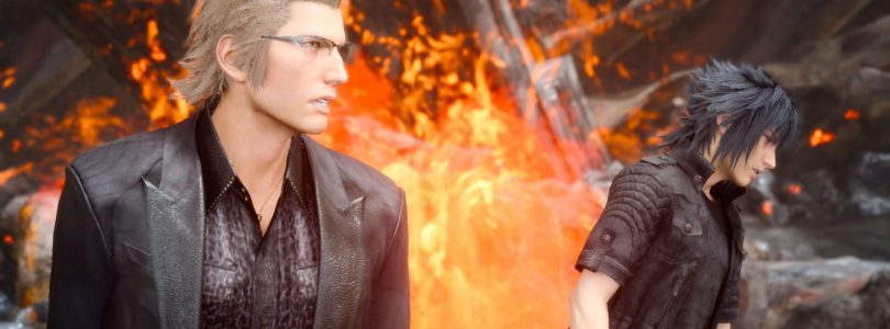 Final Fantasy XV TGS 2016 Trailer and Screenshots Released