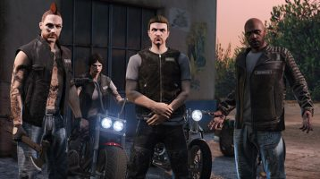 Grand Theft Auto: Bikers Update to Launch October 4th