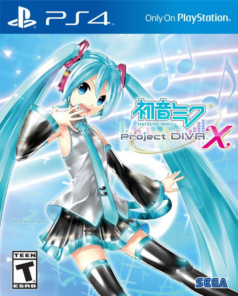 Hatsune miku project diva x review capsule computers - Hatsune miku project diva x ...