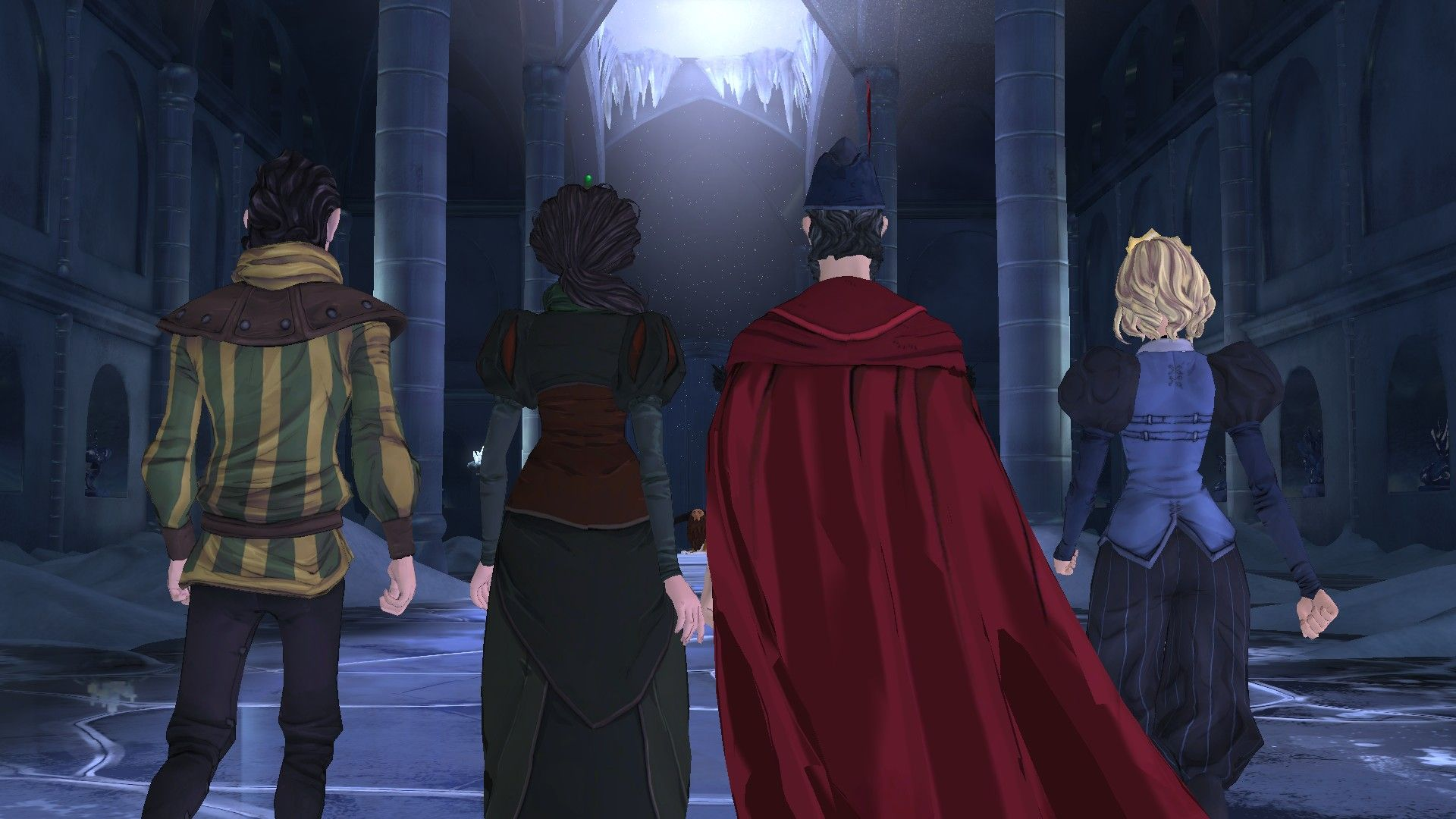 kings-quest-snow-place-like-home-screenshot-01