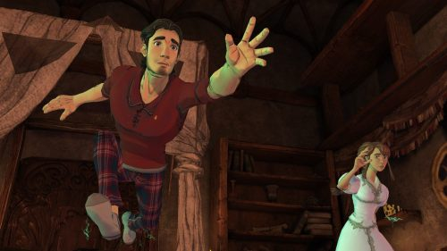 King's Quest Chapter 4: Snow Place Like Home to Launch September 27