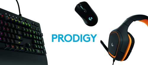 Logitech Reveals Prodigy, A New Series of Gaming Peripherals