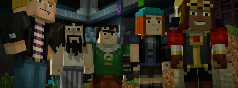 "Minecraft: Story Mode Episode 8 ""A Journey's End?"" Launch Trailer Released"