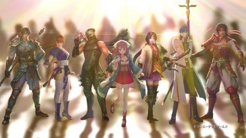 Musou Stars Announced by Koei Tecmo