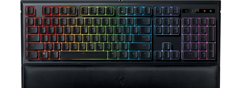Razer Introduces The Razer Ornata Chroma Mecha-Membrane Keyboard