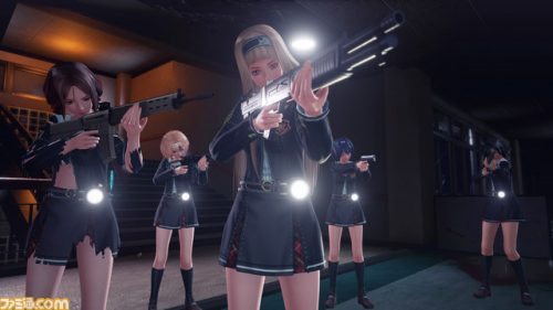 SG/ZH School Girl/Zombie Hunter Announced for PS4