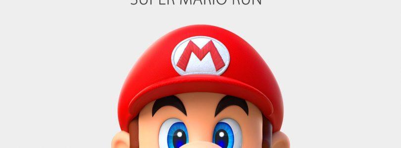 Super Mario Run Announced for iOS at Apple Keynote