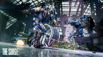 New The Surge Screenshots Show off Three Exo-Armor Sets