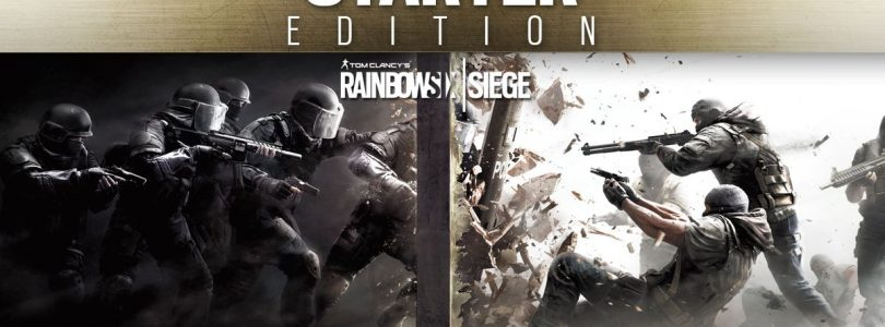 Ubisoft Brings Back Tom Clancy's Rainbow Six Siege Starter Pack Sale