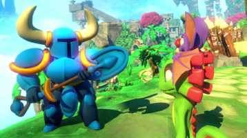 Shovel Knight Making a Guest Appearance in Yooka-Laylee