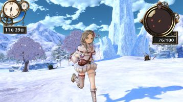 New Gameplay Footage Released for Atelier Firis