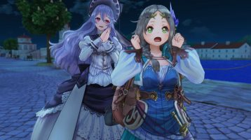 Atelier Firis' Gameplay Clips Focus on Synthesis, Town Events, and Boss Battles