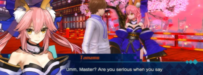 Fate/Extella: The Umbral Star English Character Trailers Released for Tamamo, Nero, and Altera