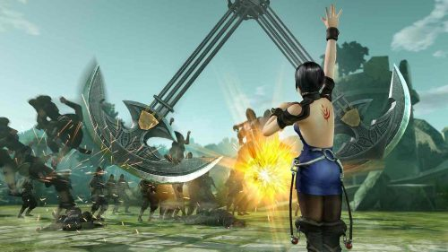 New Details and Screenshots Released for Musou Stars
