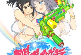 Senran Kagura: Peach Beach Splash to Arrive in Western Markets and Asia