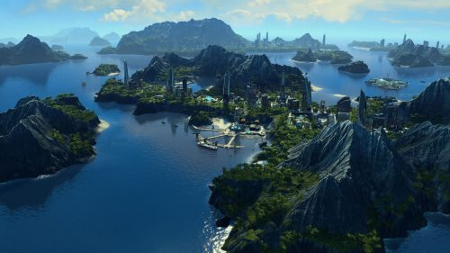 Anno 2205 Frontiers DLC Launched