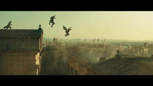 Second Trailer Released for the Assassin's Creed Movie