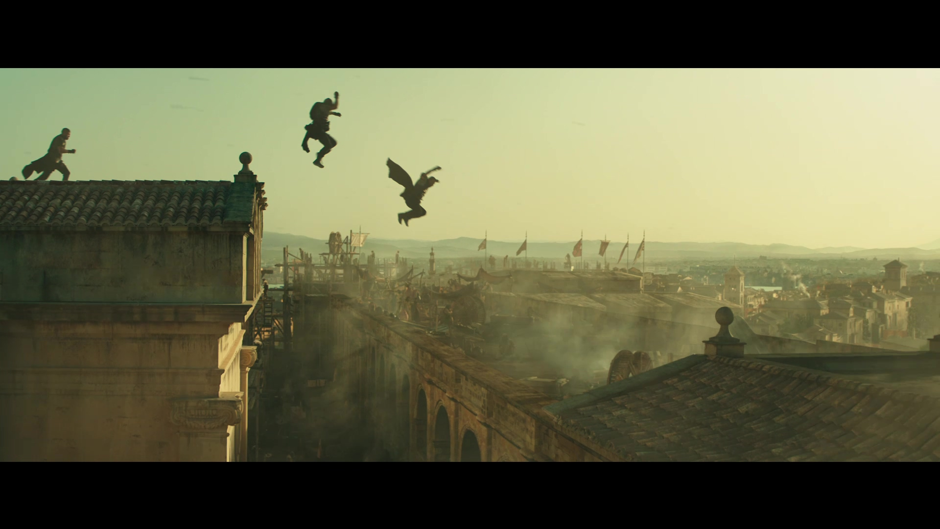 Second Trailer Released for the Assassin's Creed Movie ...