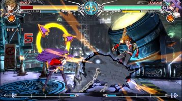 Profiles Released for BlazBlue: Central Fiction's Naoto, Hibiki, Nine, and Izanami