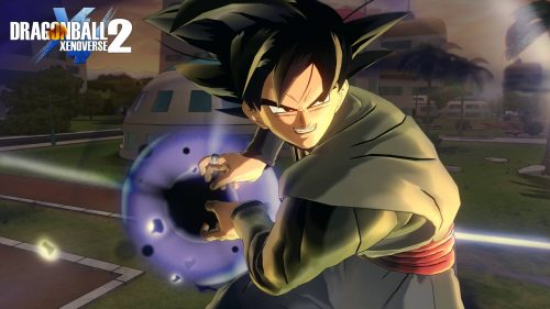Dragon Ball Xenoverse 2 Goku Black Footage and New Announcements