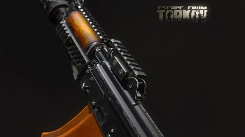 Escape from Tarkov Partners with Legendary Firearms Manufacturer Kalashnikov