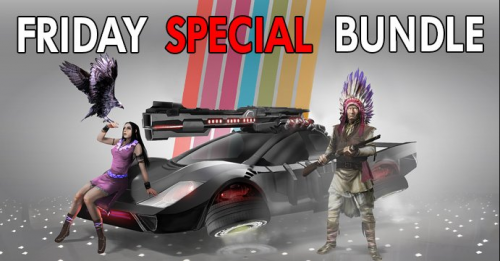 Indie Gala Friday Special Bundle #39 Now Available