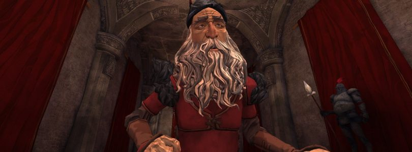 King's Quest Chapter 5: The Good Knight Released