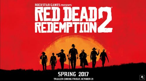 First Look at Red Dead Redemption 2 is Out
