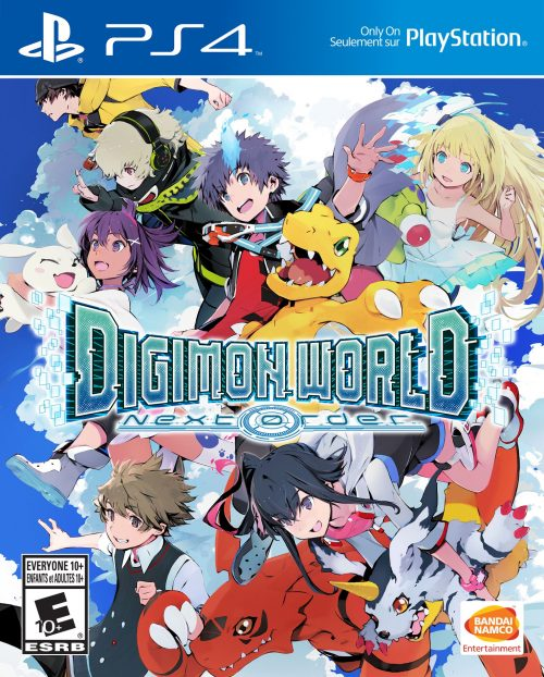 Digimon World: Next Order Western Released Dates Announced