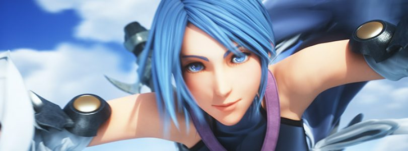 Kingdom Hearts HD 2.8: Final Chapter Prologue Screenshots and Character Art Released