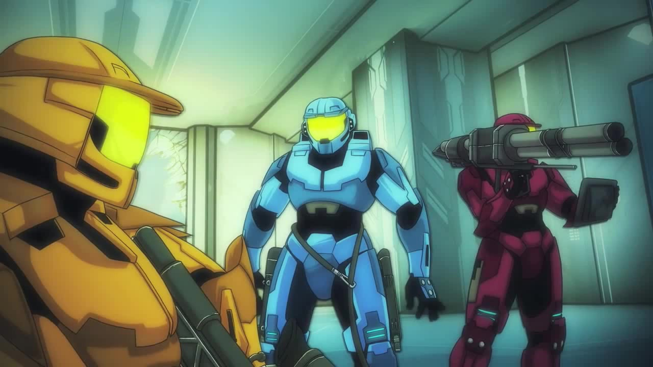 Room Zero Red Vs Blue
