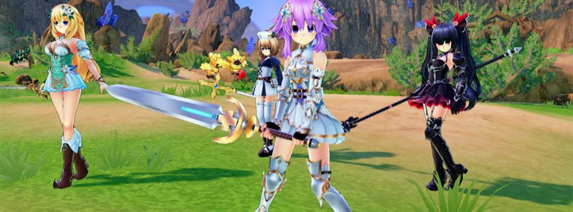 Four Goddesses Online: Cyber Dimension Neptune Debut Trailer