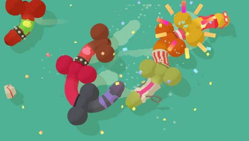 Genital Jousting Bursts onto Steam Early Access