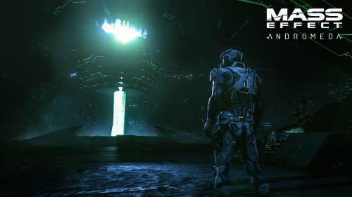 Mass Effect: Andromeda Cinematic Reveal Trailer Released