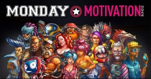 Indie Gala Monday Motivation #8 Now Available