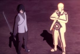 Naruto Shippuden: Ultimate Ninja Storm 4 Road to Boruto Story Details and Screenshots