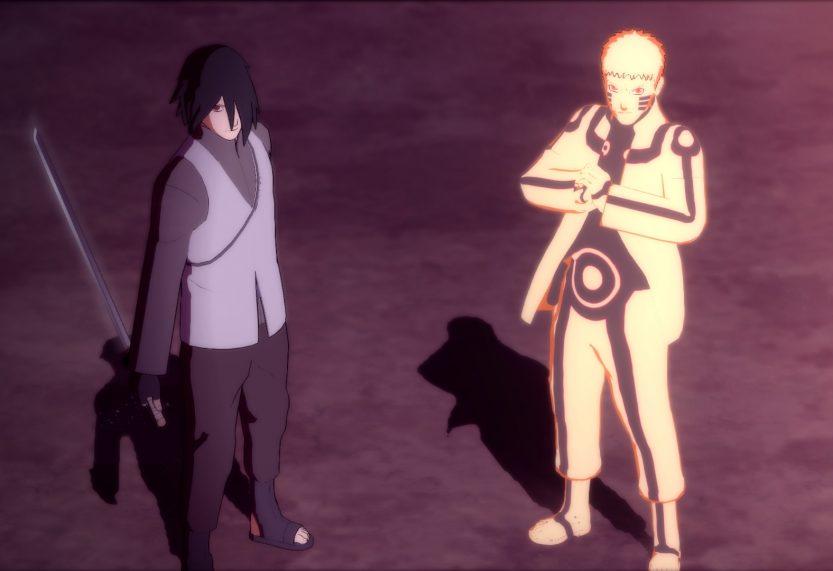 Naruto Shippuden: Ultimate Ninja Storm 4 Road to Boruto Story Details and Screenshots