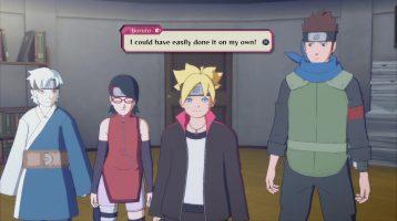 Second Naruto Shippuden: Ultimate Ninja Storm 4 Road to Boruto Trailer Released