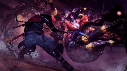 Nioh to be Published by Sony in North America and Europe